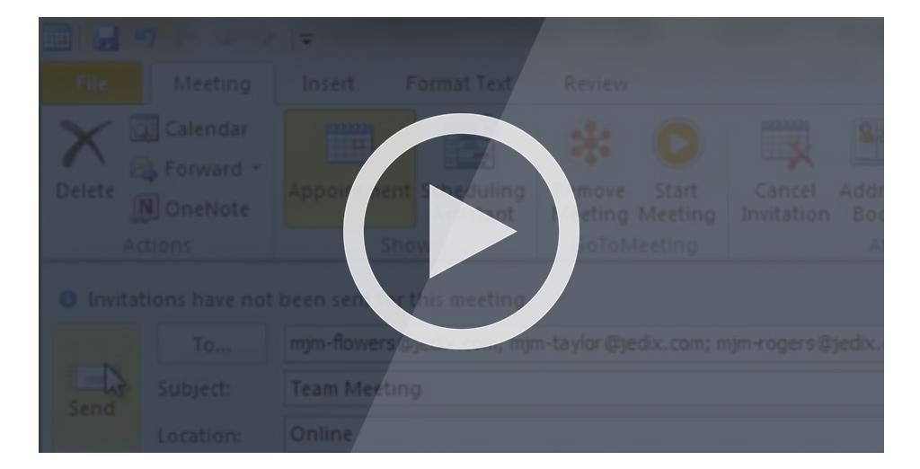 GoToMeeting Outlook Plugin | GoToMeeting